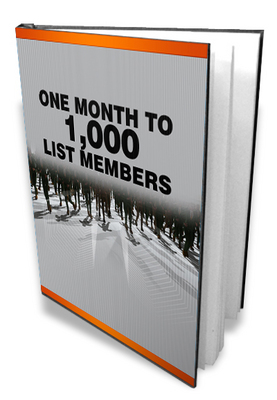 Product picture One Month 1000 Members - Make More Money Online