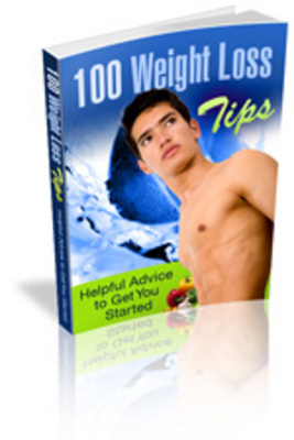 Product picture 100 Weight Loss Tips - Back in Shape