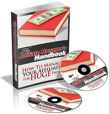 Product picture Affiliate Manager Handbook - Make Money Online