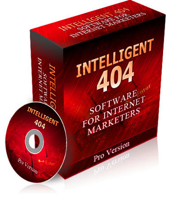 Product picture Intelligent 404 - Webmaster secret